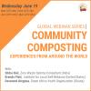 GAIA Webinar — Community Composting: Experiences Around the World