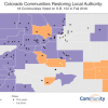 Colorado Map: Communities Opt Out of Restrictive State Law and Reclaim Local Authority