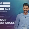 Patriot Act with Hasan Minhaj Features ILSR Broadband Maps and Research