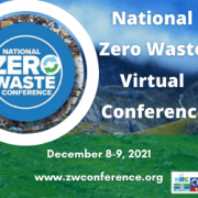 National Zero Waste Virtual Conference Announced