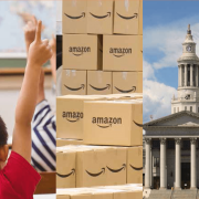 Report: Amazon's Next Frontier: Your City's Purchasing
