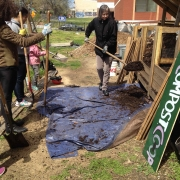 The Community Compost Cooperative at the Howard University Community Garden