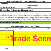 Electric Utilities Must Stop Illegally Concealing Public Cost Data