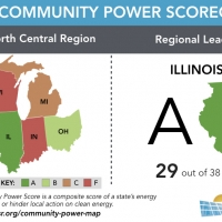 Which Regions and States are Leading in Local Clean Energy?