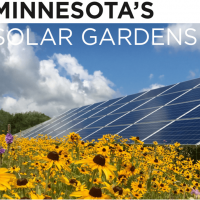 Minnesota's Solar Gardens: the Status and Benefits of Community Solar