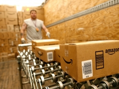 Report: Amazon's Stranglehold: How the Company's Tightening Grip on the Economy Is Stifling Competition, Eroding Jobs, and Threatening Communities