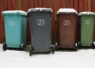 Metering Residential Garbage Can Pave the Way to Zero Waste