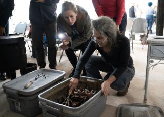 ILSR's Brenda Platt Leads D.C. Composting Workshop