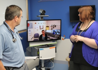 More Than Sending X-rays: What Telemedicine Can Do For Communities
