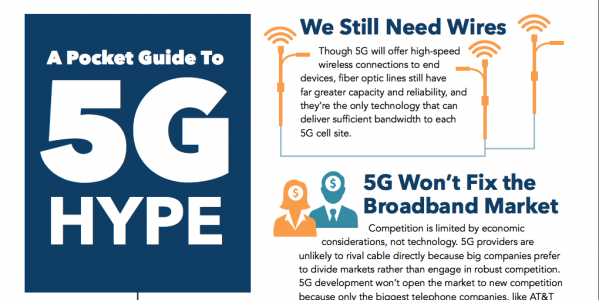 A Pocket Guide to 5G Hype (Fact Sheet)