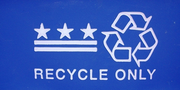 Wasting and Recycling in Washington, D.C.