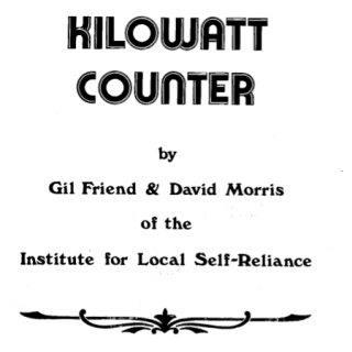 kilowattcounter