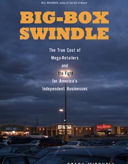 Big Box Swindle cover - mid size
