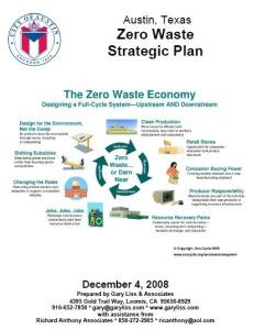 City of Austin's Zero Waste Plan