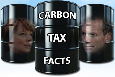 Tax Polluters, Not Families and Businesses