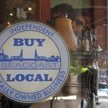 Seacoast Local decal