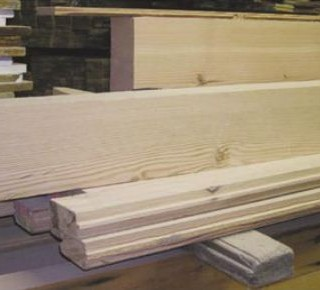 Lumber from 2005 report 2