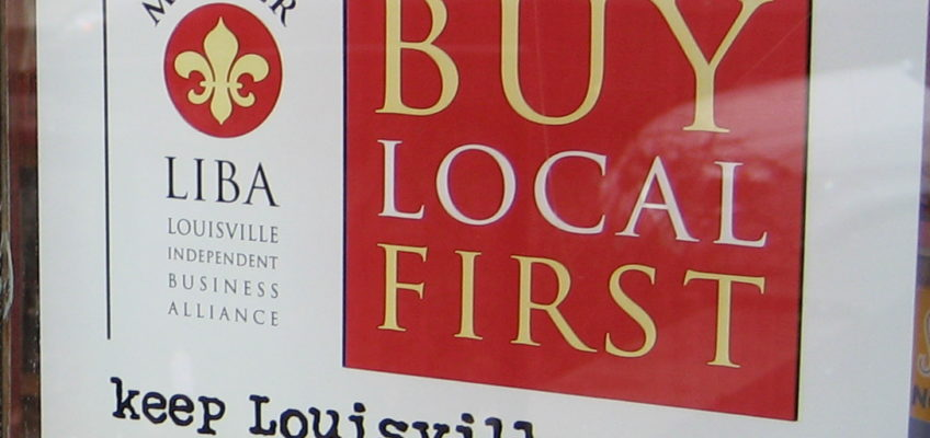 """Survey Finds """"Buy Local"""" Message Benefitting Independent Businesses"""