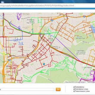 PGE-Map-Screenshot