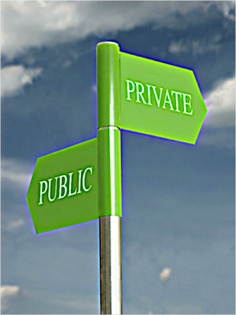 And the Winner is….The Public Sector