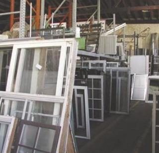 Windows in reuse store