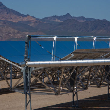 Some Skepticism on Solar Thermal Power's Storage Potential