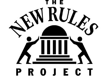 What Happened to the New Rules Project?