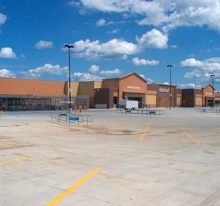 Vacant Walmart