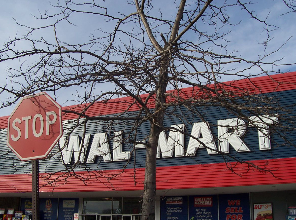 Walmart by the numbers institute for local self reliance