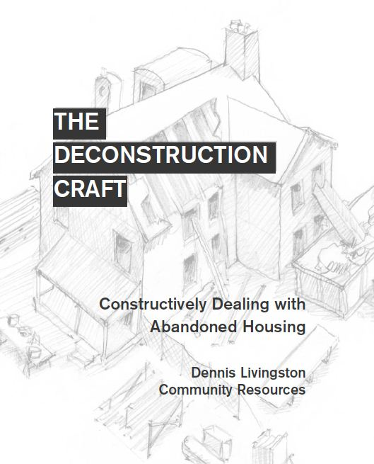The Deconstruction Craft Manual