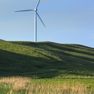 Turbines On The Ridge