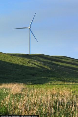 Turbines On The Ridge