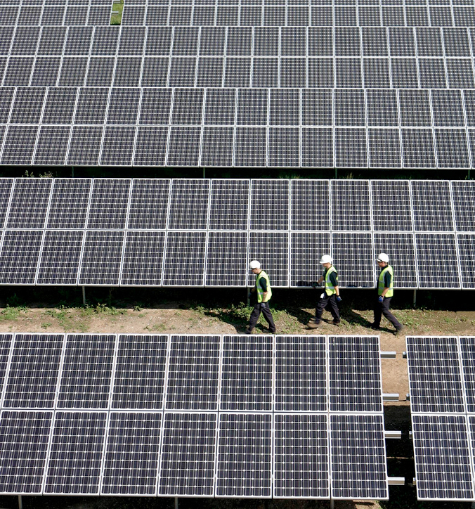 Lots of Solar Power May Reduce, Not Increase, Electricity Prices
