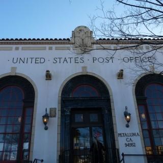 petaluma post office