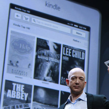 Justice Department Abets Amazon's E-Book Monopoly