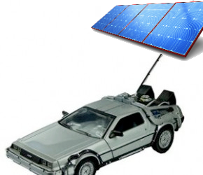 Back to the Future on Solar?