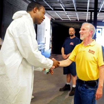 Twenty Jobs Created at Bridgeport Mattress Refurbishing Plant