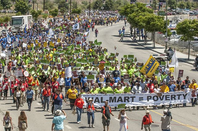Walmart: 50 Years of Gutting America's Middle Class
