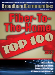 ILSR Named to FTTH Top 100