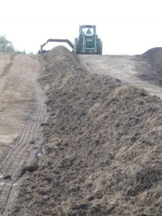 CMREC farm composting