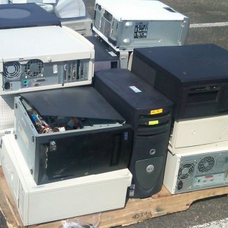 Dell Computer reclamation