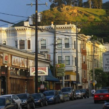 San Francisco's Cole Valley Neighborhood