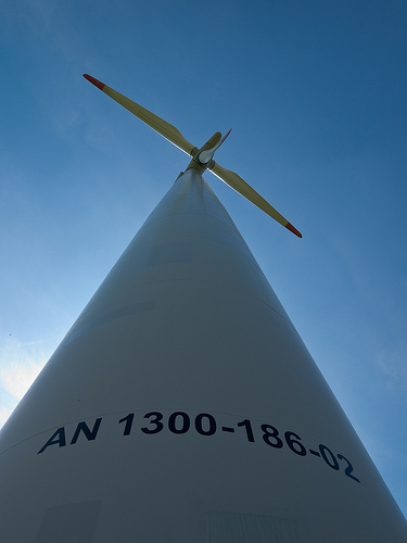 Taller Wind Turbines Boost State Energy Self-Reliance