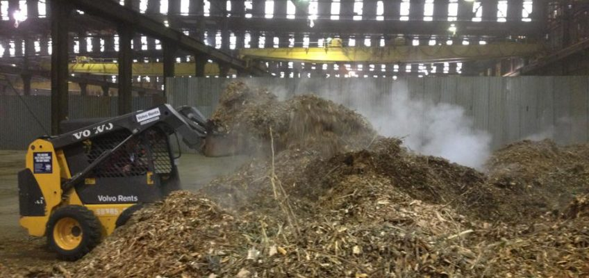 Chesapeake Compost Company Opens MD's Largest Indoor Compost Facility