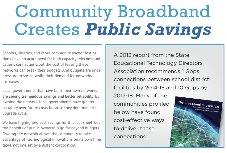 ilsr releases new public savings fact sheet institute for local