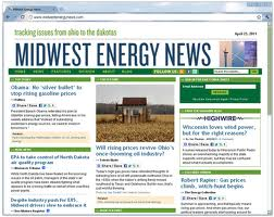 midwest energy news