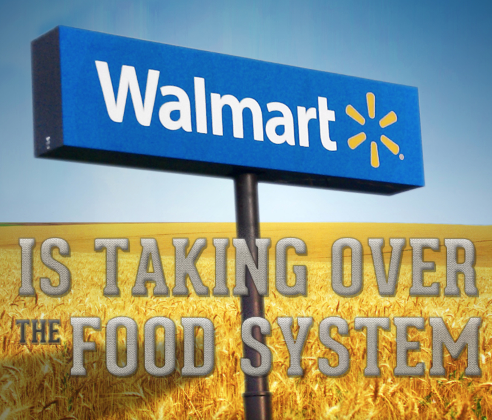 How Walmart is Devouring the Food System (Infographic) - Institute ...
