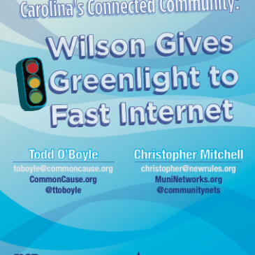 Report: Community Network Leads North Carolina to Fast Internet Future