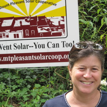 Anya Schoolman – Episode 1 of Local Energy Rules Podcast