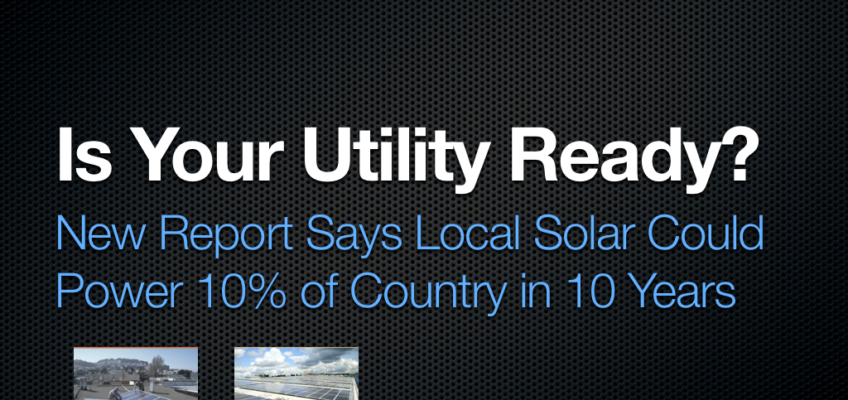 Is Your Utility Ready for a Solar Rooftop Revolution?